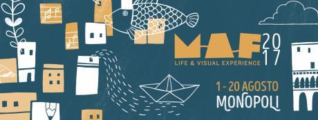 """MAF 17 - Life & Visual Experience """"Mare, voce di dentro"""""""