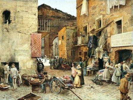 La nascita del Ghetto e il Rione Sant'Angelo