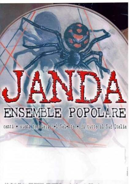 JANDA - ensemble popolare -