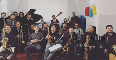 """Concerto della """"Bud Powell Jazz Orchestra"""""""