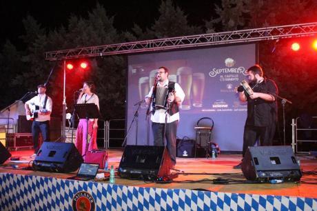 Terra dei Suoni Live al SeptemBeer Fest!