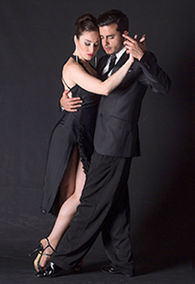 """""""Classica & Tango"""" - TRIO ACCORD con la partecipazione di Melina Mouriño e Luis Capelletti, ballerini"""