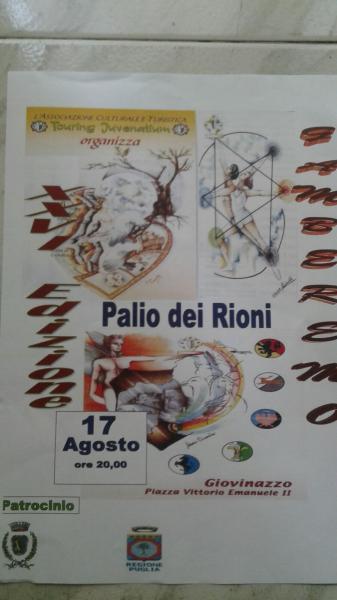 """Palio Dei Rioni """"Gamberemo"""" - XXVI Edizione"""