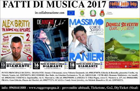 Fatti di Musica - Daniele Silvestri in concerto