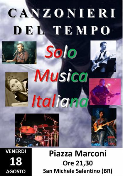 Canzonieri del Tempo in Concerto (solo Musica Italiana)