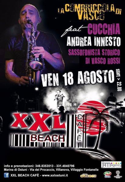 La Combriccola di Vasco + Andrea Innesto Live