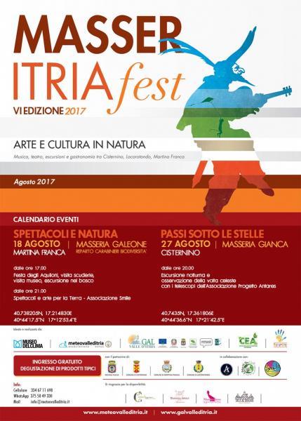 Calendario Eventi Martina Franca.Il Tacco Di Bacco