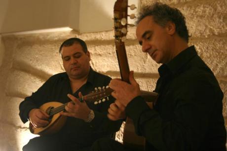 """Una """"CLASSICA"""" domenica d'estate / Real Duo in concerto - Luciano Damiani (mandolino) e Michele Libraro (chitarra)"""