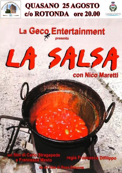 """La Salsa"" il Film"