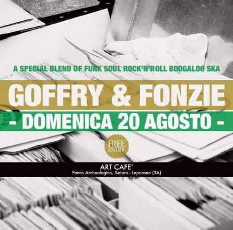 Dj Set con Goffredo Santovito & Fonzie