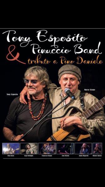 Tony esposito & pinuccio band - omaggio a pino daniele