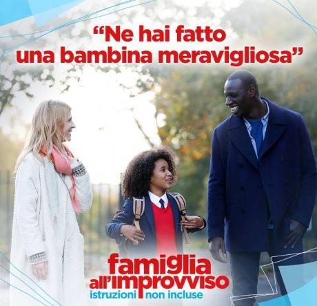 "Film: ""FAMIGLIA ALL'IMPROVVISO"""