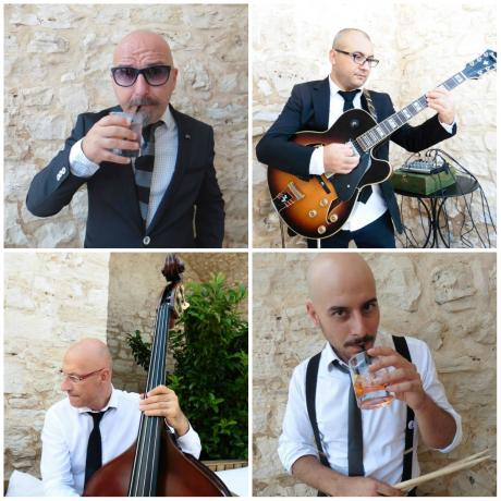 "Go Man ""Swing soul and Blues"" alla Cicerchia Bistrot"