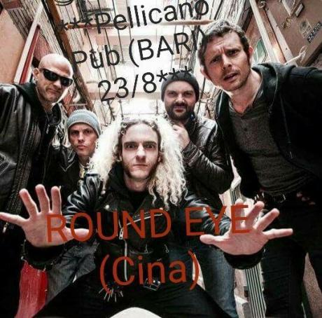 ROUND EYE (Cina)_Punk Rock Americano da Shangai