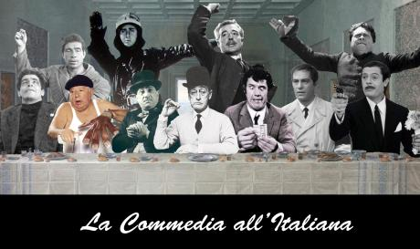 "Cineclub a La'nchianata: ""La Commedia all'Italiana"""