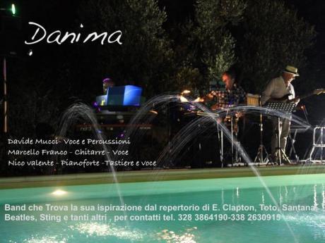 I Danima ,Cavallo e Pizzica