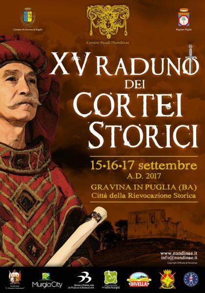 XV Raduno Dei Cortei Storici Medievali - Nundinae
