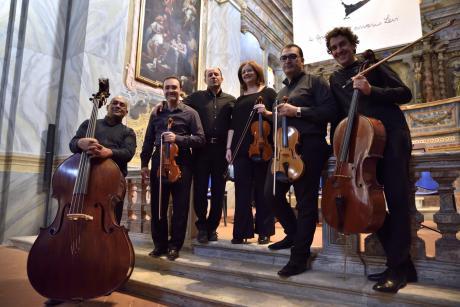 """""""Romantici diversi: da Chopin a Piazzolla alla musica per film"""" - PIERO ROTOLO, pianoforte – TALOS QUINTET"""