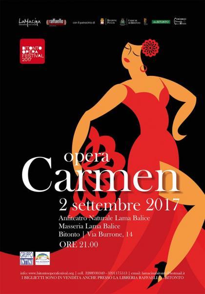 """Opera lirica """"Carmen"""""""