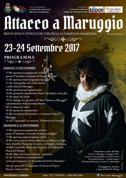 Attacco a Maruggio - II edizione