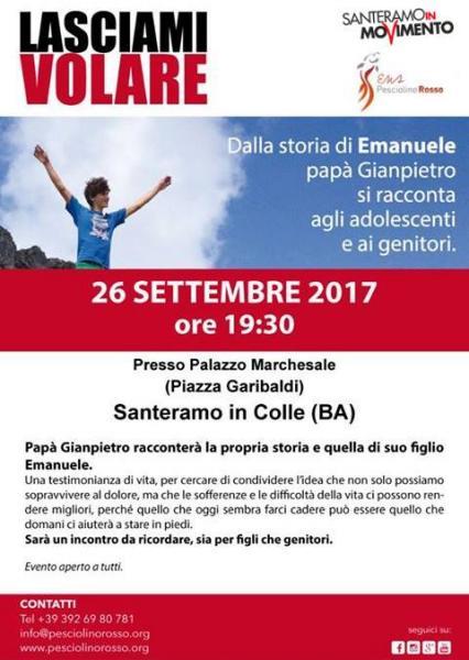 """""""LASCIAMI VOLARE"""" con Gianpiero Ghidini"""