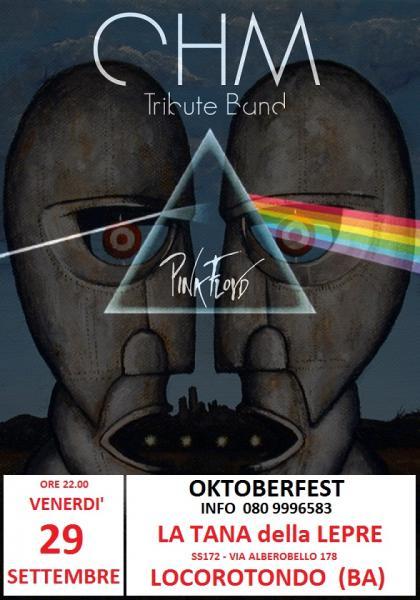 Ohm Pink Floyd - Locorotondo - la Tana della Lepre