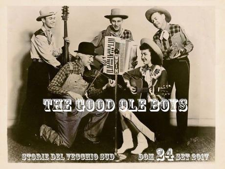 The good ole Boys live show