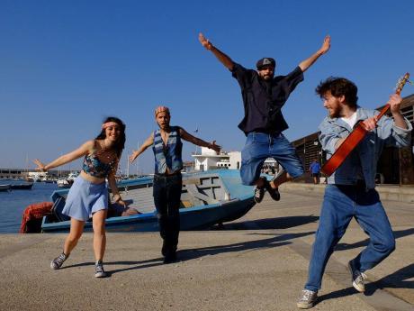 Jam With Us - Funk' n' Nigiaz (LIVE SHOW) al Nordwind discopub
