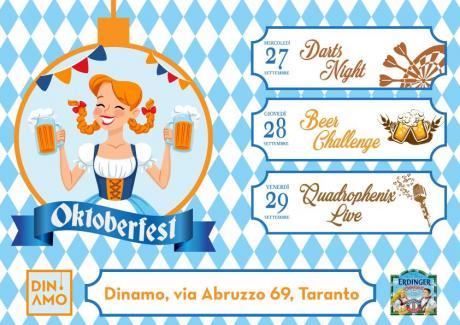 Oktoberfest da Dinamo