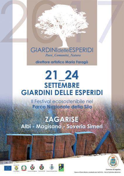 Giardini delle Esperidi Festival