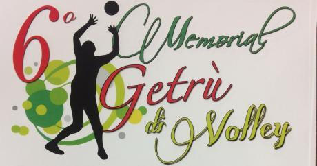Sesto Memorial Getrù di Volley