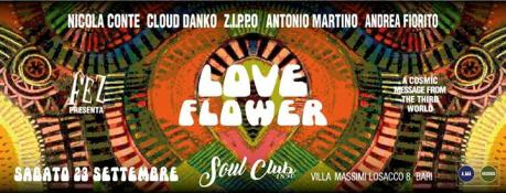 Fez presenta Love Flower