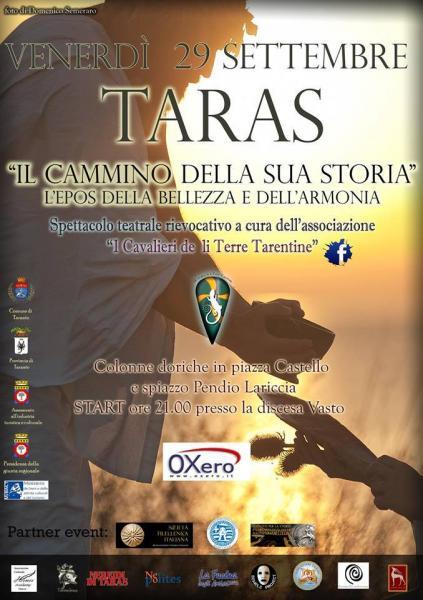 """Taras """"Il cammino della sua storia"""""""
