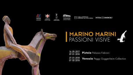 Marino Marini. Passioni visive