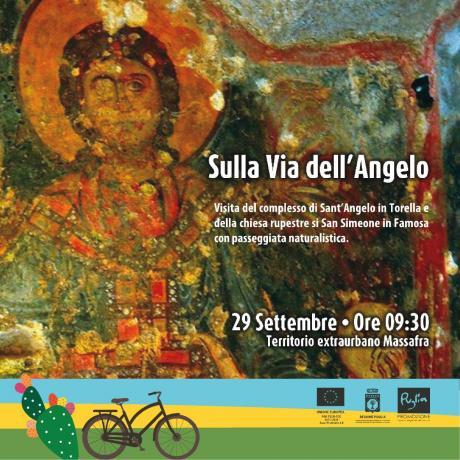 Sulla Via dell'Angelo