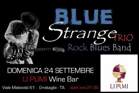 Blue Strange Trio
