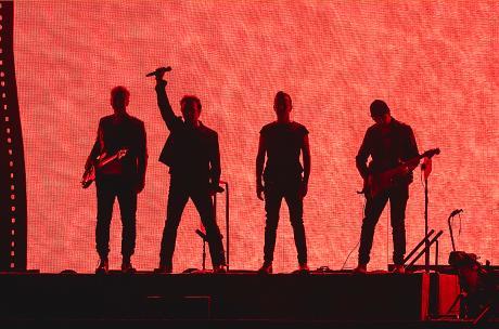 I Twilight U2 Tribute Band in concerto a Triggiano
