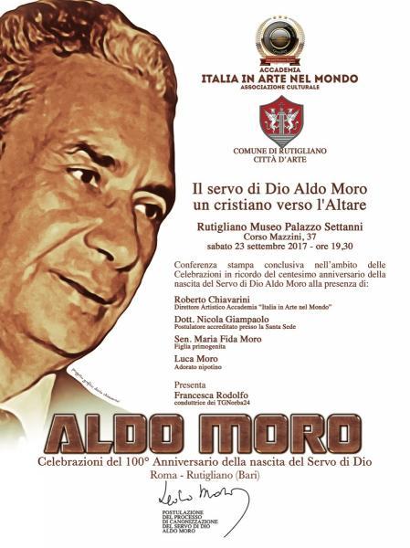 Aldo Moro: servo di Dio