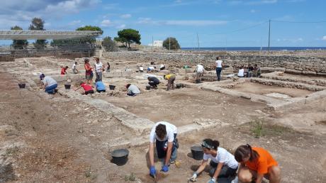 Giornate Europee del Patrimonio ad Egnazia