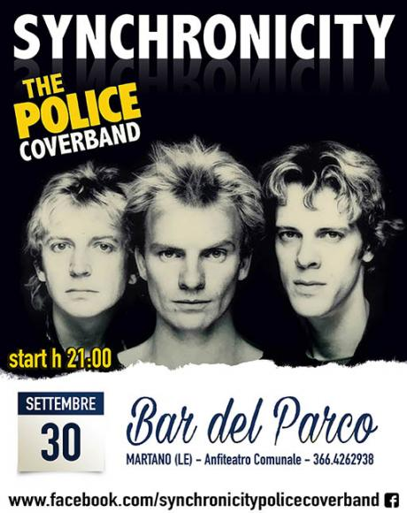 SYNCHRONICITY live (The Police Coverband)