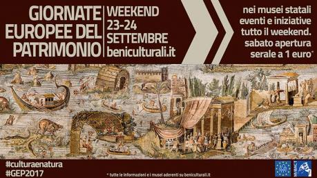 Giornate Europee del Patrimonio 2017