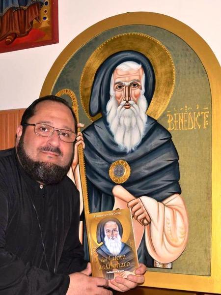MOTTOLA (TA). L'arte delle icone, in un libro di padre Domenico Kyriakos Cantore. Domenica 24, la presentazione