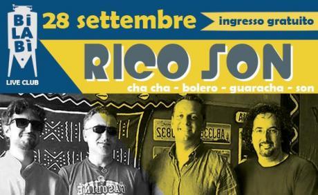 Bilabì Live Club - Rico Son