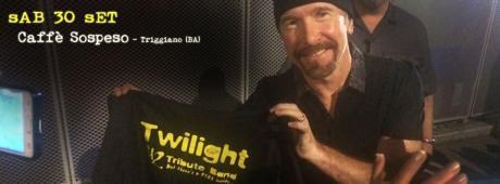 "Caffè Sospeso presenta: ""I Twilight"" una fantastica bene in onore dei mitici U2"