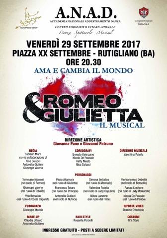 Musical ROMEO & GIULIETTA