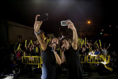 Ad Ugento si balla in piazza col format musicale del Party Salento