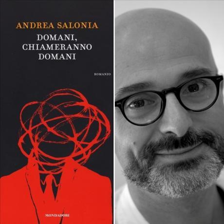 """ANDREA SALONIA presenta """"Domani, chiameranno domani"""""""