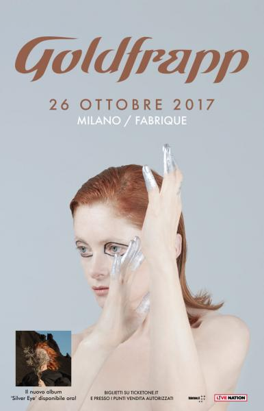 Goldfrapp in concerto