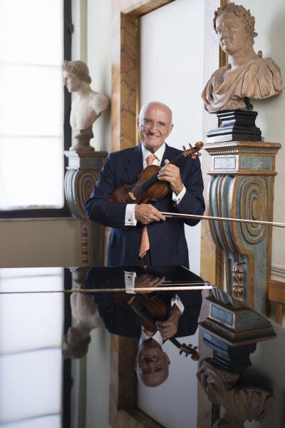 Salvatore Accardo e Bruno Canino in concerto