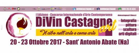 """Divin Castagne lancia un Concorso Internazionale d'Arte Contemporanea: """"Il Cibo nell'arte e come arte"""""""